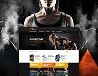 WildMusces e-commerce