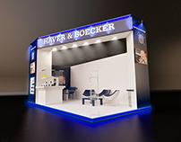 Stand Haver & Boecker