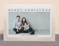 2017- Holiday Photo Card