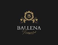 Ballena Vineyard Logo