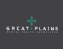 Great Plains Mental Health Branding