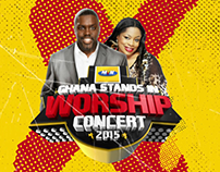 MTN Ghana Stands in worship promo