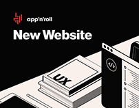 App'n'roll — New Website