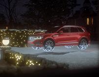 Santa's Volkswagen