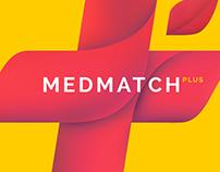MedMatch Plus Brand Strategy + Identity