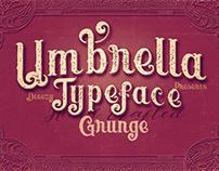 Umbrella Grunge – Free Font