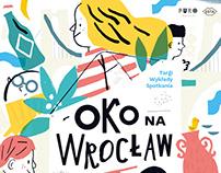 Oko na Wrocław fair | poster