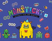 App for kids – MonSticky