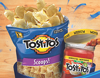 Tostitos - Open Up The Fun! - Inspiration Platform