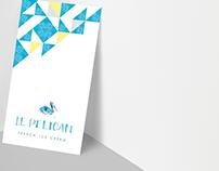 Re-branding/Le Pelican 貝力岡法式冰淇淋 VI