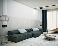 PRIVATE APARTMENT - INTERIOR DESIGN -