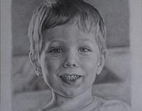 """Portret, 'My son'/Портет """"Сынуля"""""""
