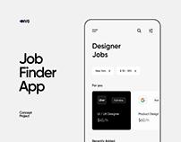LOJO - Job Finder App