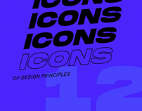 Icons of Design Principles