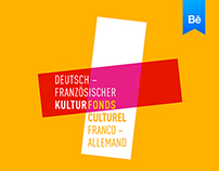 Franco-German Cultural Fund - Brand Identity