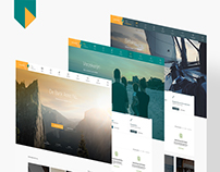 ABN AMRO Website Redesign