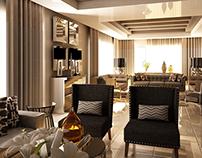 Grand Rotana - Sharm el sheikh - villa salon