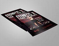Fitness Flyer Vol.6