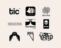 30 MARKS AND LOGOS