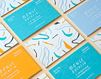 Don't Try Studio - Business Cards