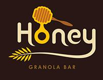 Honey Granola Logo