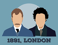 ALL Watson & Sherlock (of the XXIst century)