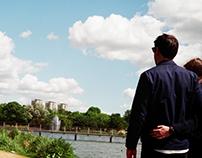 Burgess Park - London