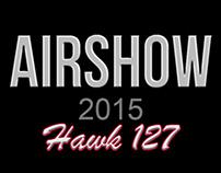 2015 Australian Airshow - RAAF Hawk 127