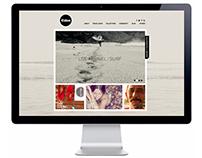 Eidon - Site Web
