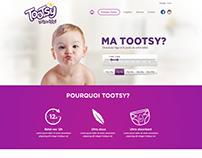Mini site, Tootsy