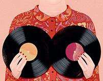 Lady record