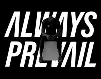 Always Prevail - Brand identity
