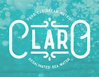 Claro Bottled Water Curaçao