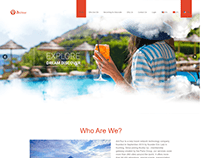 AricTour Travel Website