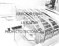 Iglesia - Ejercicio 2 - Proyecto Tectónica 2015-1