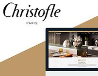 Propuestas Gráfica Web a la marca Christofle