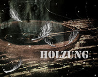 """Holzung"" graphic novel"