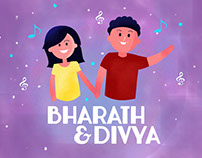 Save the Date - Bharath and Divya