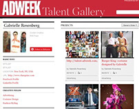 Gabrielle Rosenberg Stylist-Adweek Featured Talent