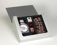 Custom Metal Packaging Marketing Kits by Sneller