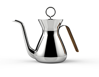 CHEMEX drip kettle / electric kettle (2013)
