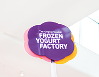 The Original Swedish Frozen Yogurt Factory