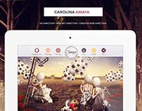 Carolina Amaya Web Design