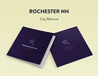 Rochester, NH   Hometown Rebrand