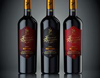 Wine Finca el rajonero 3d visualization for Grand buro