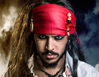 Cosplay Pirates of the Caribbean