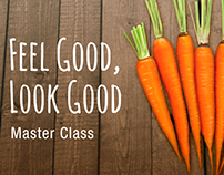 Angela Gaffney's Health Food Master Class Intro