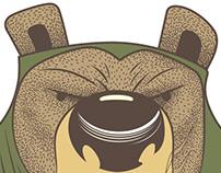 Gruffi - Hunter Care Bears