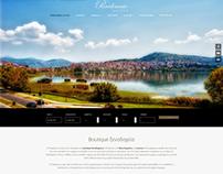 Κατασκευή ιστοσελίδας ξενοδοχείου paralimnio.gr