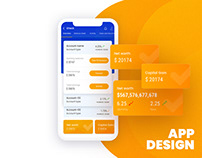 App Design For Capital Investment